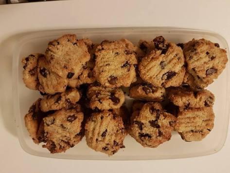 Kirsten cookies