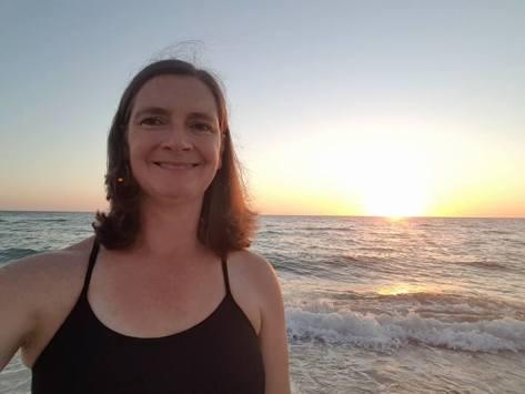 Kirsten sunset