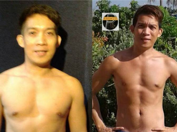 Serr John lost hypertension, anxiety and 8 kilos. Cool. He rocks. Healthier and happier and helping the ones he loves.