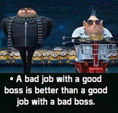 Good boss
