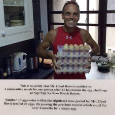 Poch eggs