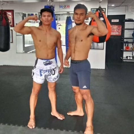 UFC Adamson and Gab