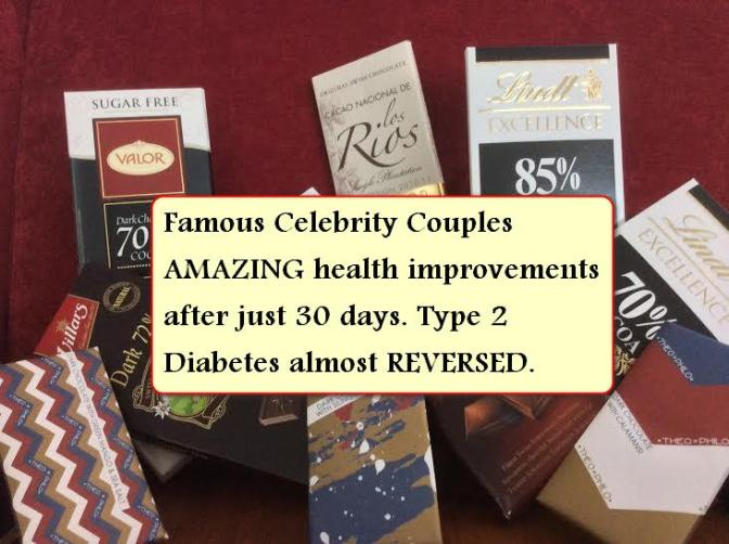 Famous Primed Couples Amazing Success after Just 1 month – T2D almost reversed.