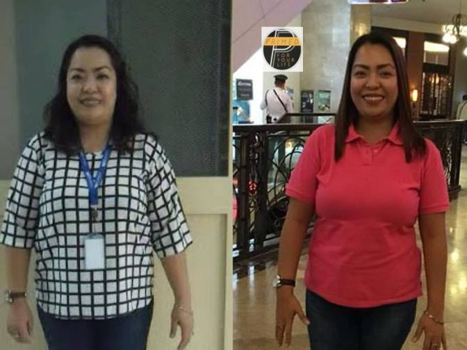 Primed Ivy lost 23 pounds with no exercise. Went from Large size to small. Has great skin, sleep and energy. Yippie.