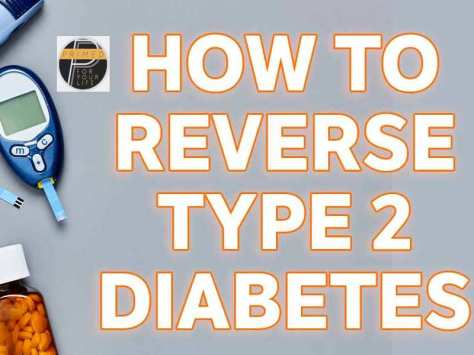 Pre-diabetes reversed