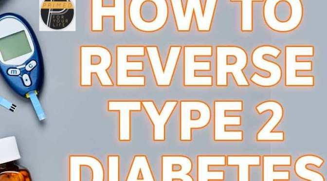 """""""A"""" is No Longer Pre-Diabetic in 2 Weeks Primed. Yippie."""