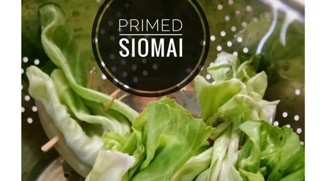 Recipe of Primed Cabbage Siomai from cool Primed Pudjan