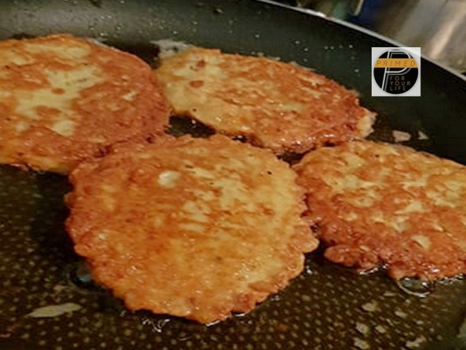 Super Sweet Potato Patties Recipe Pictorial Guide. Easy. Delicious. Nutritious.