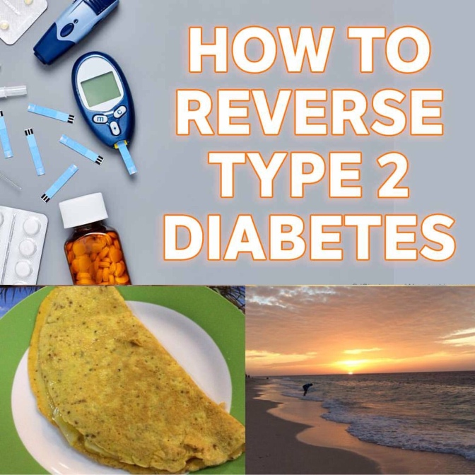 Reverse Type 2 Diabetes. It is easy. It starts with your goals. You have to want to get off your meds and live better. It is possible. It is up to you. Your choice.