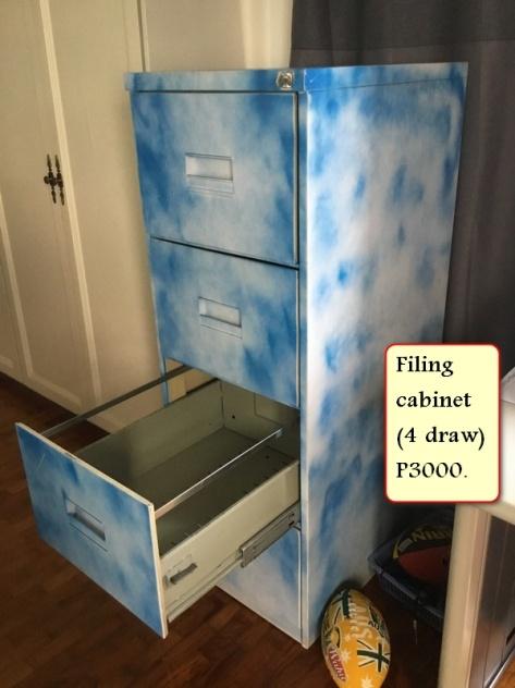 Sale filing cabinet