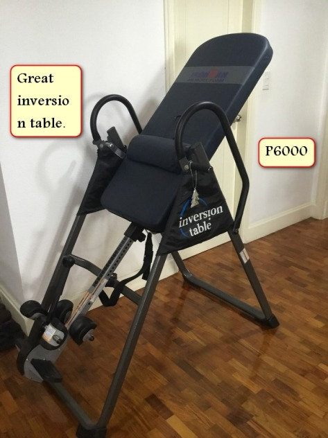 Sale Inversion table