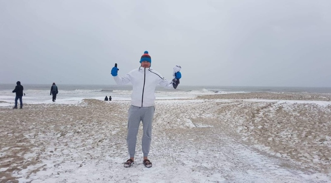 Cold thermogenesis legend status awarded to Primed Jeroen in the Netherlands.